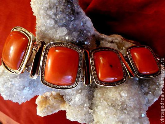 Винтажные украшения. Ярмарка Мастеров - ручная работа. Купить Винтажный браслет от  Liz Claiborne. Handmade. Винтажные украшения, ювелирный сплав