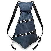 Сумки и аксессуары ручной работы. Ярмарка Мастеров - ручная работа Рюкзак-галстук BOSSяк. Handmade.