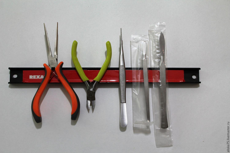 Магнитный держатель для инструмента 305 мм, Инструменты, Калуга, Фото №1