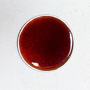 Материалы для творчества handmade. Livemaster - original item Enamel transparent ruby No.3 Dulevo. Handmade.
