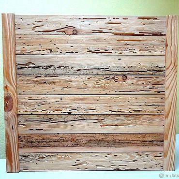 Материалы для творчества ручной работы. Ярмарка Мастеров - ручная работа Фотофон №2 деревянный кедр. Handmade.