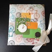 Подарки к праздникам ручной работы. Ярмарка Мастеров - ручная работа Мини-альбом (альбом на одно событие).. Handmade.