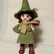 Куклы и игрушки ручной работы. Ярмарка Мастеров - ручная работа Снусмумрик. Handmade.