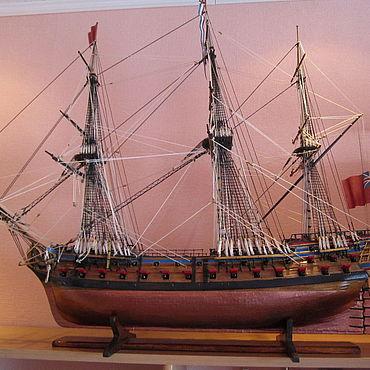 продажа моделей кораблей ручной работы