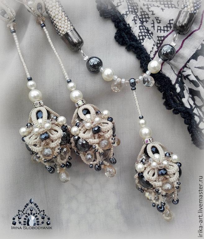 Комплект Бутончик Кулон серьги кольцо, Фаланговое кольцо, Киев,  Фото №1