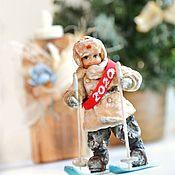 Куклы и игрушки handmade. Livemaster - original item Mini figure and statuette