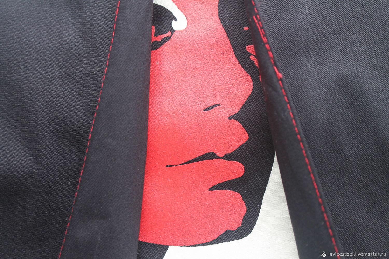 Винтаж: Знакомьтесь, Trash-Couture. Юбочка 100% хлопок, Одежда винтажная, Киев,  Фото №1