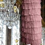 """Одежда ручной работы. Ярмарка Мастеров - ручная работа Гипюровая юбка """"Версаль"""". Handmade."""