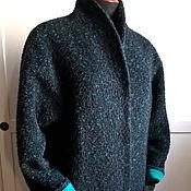 """Одежда ручной работы. Ярмарка Мастеров - ручная работа Пальто """"Ночное небо"""". Handmade."""
