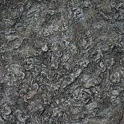 Материалы для творчества ручной работы. Ярмарка Мастеров - ручная работа Шерсть-сырец ягнят Готланда черный 660 и 780 грамм. Handmade.