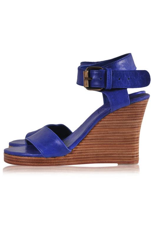 Обувь ручной работы. Ярмарка Мастеров - ручная работа. Купить Dreamer, стильные босоножки на платформе.. Handmade. Тёмно-синий, обувь