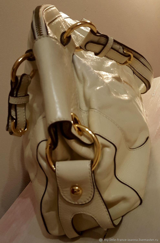d2054104db55 Винтаж: Сумка Francesco Marconi Италия кожа оригинал – купить в ...
