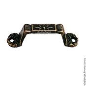 Материалы для творчества ручной работы. Ярмарка Мастеров - ручная работа Ручка миниатюрная М-144. Handmade.