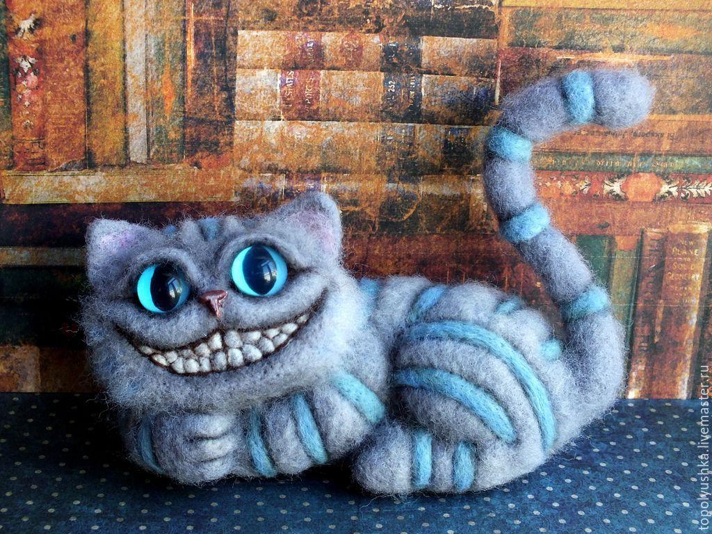 Связать чеширского кота