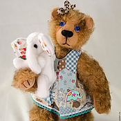Мягкие игрушки ручной работы. Ярмарка Мастеров - ручная работа Лизавета со слоненком Бонни. Handmade.