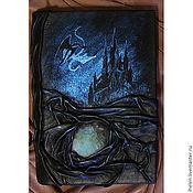 Канцелярские товары handmade. Livemaster - original item Dragon Cave Notebook. Handmade.