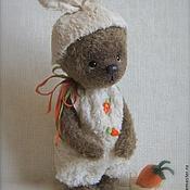 """Куклы и игрушки ручной работы. Ярмарка Мастеров - ручная работа Мишка""""Зайка"""". Handmade."""