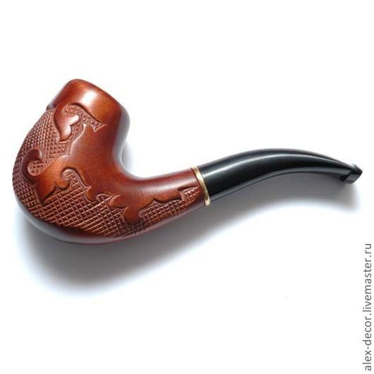 Подарки для мужчин, ручной работы. Ярмарка Мастеров - ручная работа. Купить Курительная трубка Versailles-11059A29. Handmade. Курительная трубка