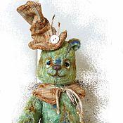 Куклы и игрушки ручной работы. Ярмарка Мастеров - ручная работа Мишка Тобиас. Handmade.