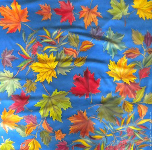 Необыкновенная цветовая палитра осени.