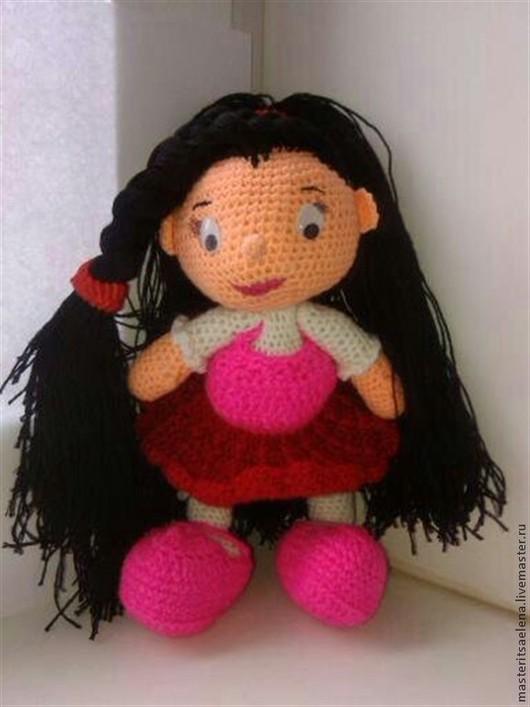 Человечки ручной работы. Ярмарка Мастеров - ручная работа. Купить Кукла Маша. Handmade. Разноцветный, кукла в подарок, кукла на заказ