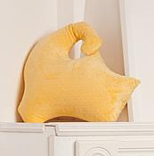 """Для дома и интерьера ручной работы. Ярмарка Мастеров - ручная работа подушка-тень """"Барта"""". Handmade."""