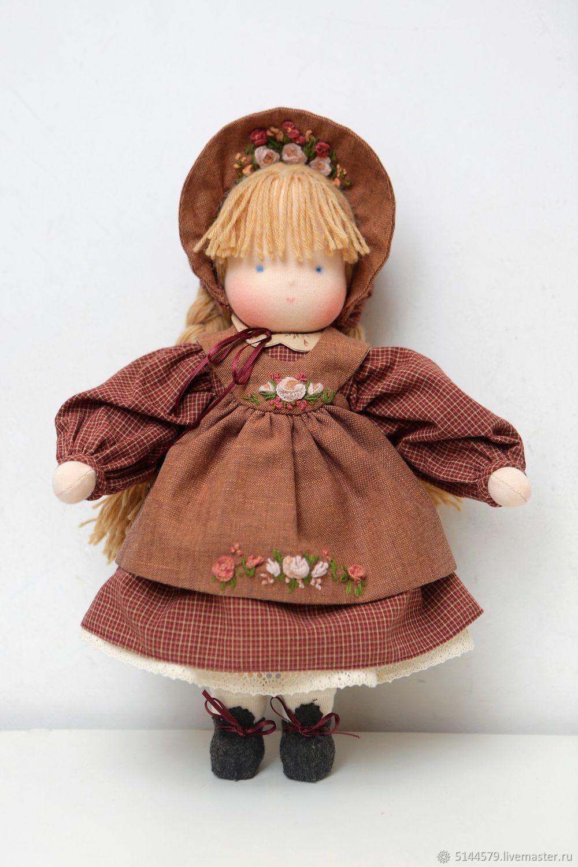 вальдорфские куклы фото