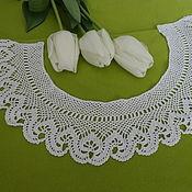 Аксессуары handmade. Livemaster - original item Lace collar No. №19. Handmade.