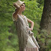 """Одежда ручной работы. Ярмарка Мастеров - ручная работа авторское платье """"Прованс""""-. Handmade."""
