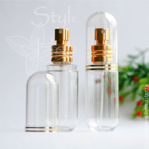 Bottle capsule 30 ml and 50 ml, Bottles1, Moscow,  Фото №1