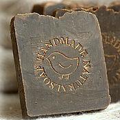 Косметика ручной работы handmade. Livemaster - original item Tar natural soap. Handmade.