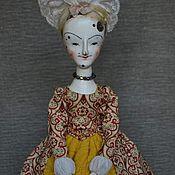 Куклы и пупсы ручной работы. Ярмарка Мастеров - ручная работа Птичка, кукла из дерева. Handmade.