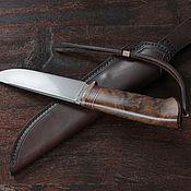 Сувениры и подарки ручной работы. Ярмарка Мастеров - ручная работа нож. Handmade.