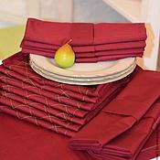 Для дома и интерьера handmade. Livemaster - original item Serving set