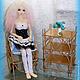 Кукольный дом ручной работы. Набор плетёной мебели для кукол. Мастерская 'Смайлик'. Ярмарка Мастеров. Кукольные аксессуары, ивовая лоза