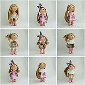 Куклы и игрушки ручной работы. Ярмарка Мастеров - ручная работа Игровая кукла со сменными нарядами. Handmade.