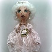 """Куклы и пупсы ручной работы. Ярмарка Мастеров - ручная работа Текстильная кукла """"Диана"""". Handmade."""