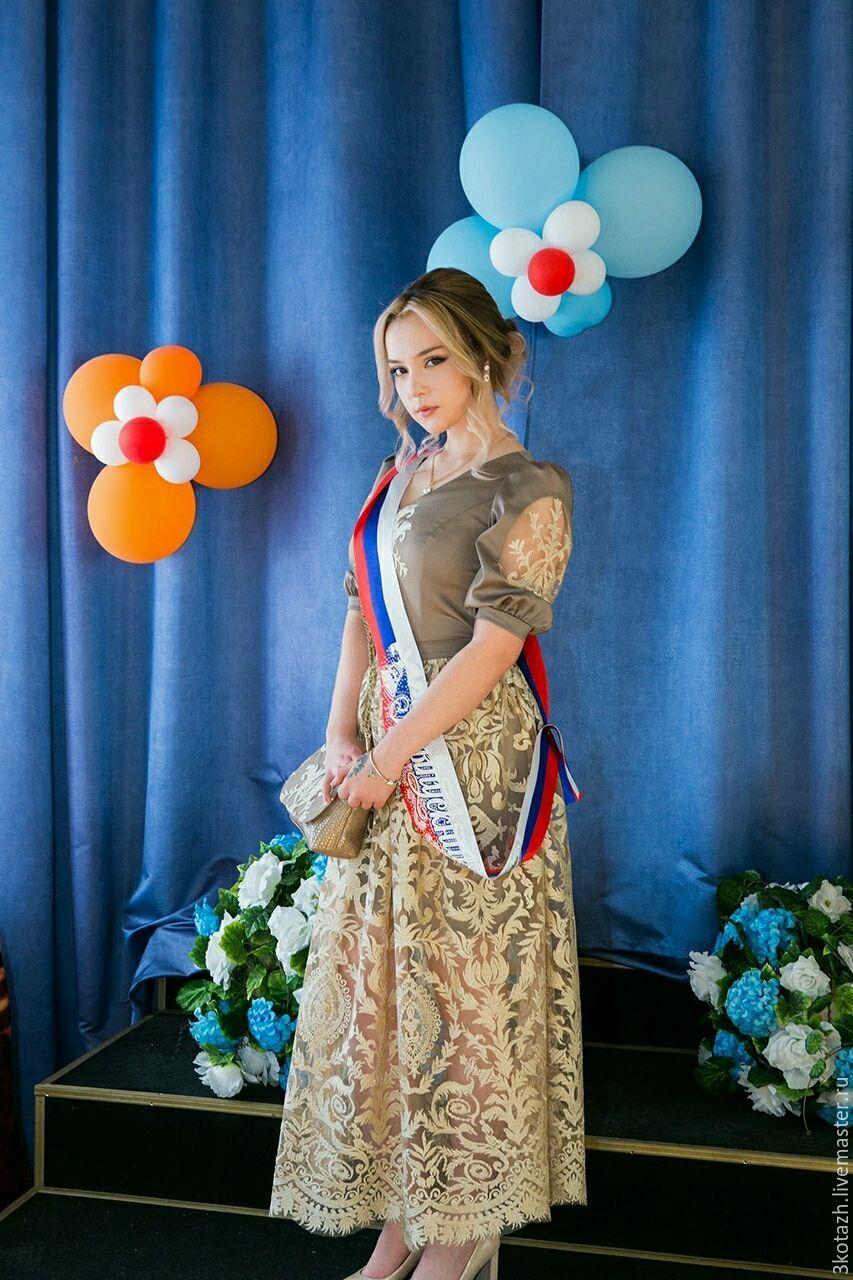 Платье на выпускной, Платья, Москва, Фото №1
