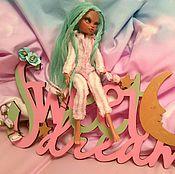 Куклы и игрушки ручной работы. Ярмарка Мастеров - ручная работа Кукла ooak monster high. Handmade.