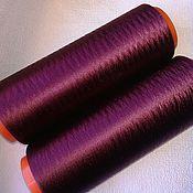 Материалы для творчества handmade. Livemaster - original item 100% silk 1125m/100gr. Handmade.