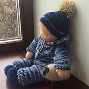 Куклы и игрушки ручной работы. Ярмарка Мастеров - ручная работа Сплю-не-могу. Handmade.