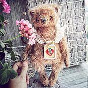 Куклы и игрушки ручной работы. Ярмарка Мастеров - ручная работа Chapter 4 -Тедди мишка Варенье (крупный, 28 см). Handmade.