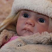 Куклы и игрушки ручной работы. Ярмарка Мастеров - ручная работа Куколка Ассоль Молд Frida от Karola Wegerich. Handmade.