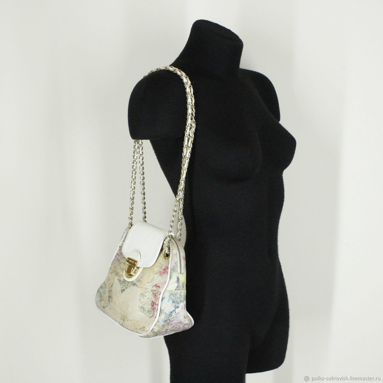 Полка Сокровищ. Винтажные сумки и кошельки. Заказать Сумка кожаная Gaude,  80-е. 7dae85e6498