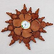 Для дома и интерьера ручной работы. Ярмарка Мастеров - ручная работа Гигрометр из можжевельника. Handmade.