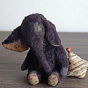 Куклы и игрушки ручной работы. Ярмарка Мастеров - ручная работа Слоник Матис, 25 см. Handmade.