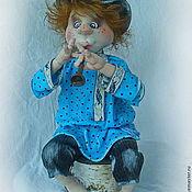 Куклы и игрушки ручной работы. Ярмарка Мастеров - ручная работа Митрофанушка. Handmade.