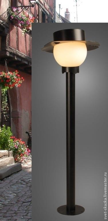 """Освещение ручной работы. Ярмарка Мастеров - ручная работа. Купить Фонарь """"Романо 390-32"""" (Русские фонари). Handmade."""