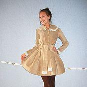 """Одежда ручной работы. Ярмарка Мастеров - ручная работа Осеннее пальто """"Куколка"""". Handmade."""