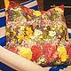 Текстиль, ковры ручной работы. Ярмарка Мастеров - ручная работа. Купить Декоративная наволочка Цветы. Handmade. Декоративная наволочка